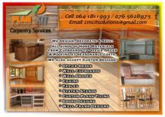 Plan Kit Carpentry Services
