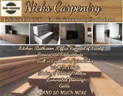 Nick's Carpentry