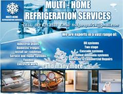 Multi-Home Refrigeration Services