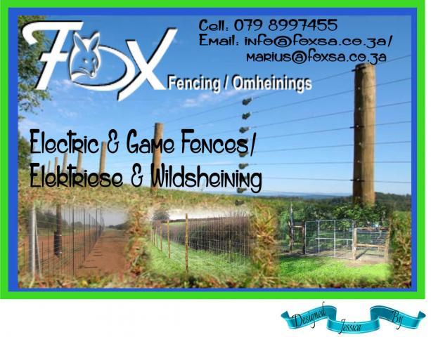 Fox Fencing