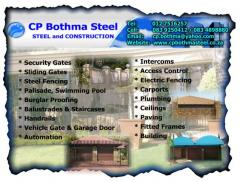 CP Bothma Steelworks & Construction