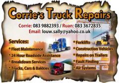 Corrie's Truck Repairs