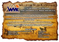 Williston Vleiskoöp BPK
