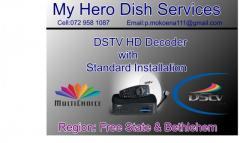 My Hero Dish Services