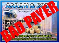 Aaron & Sons Transport & Engineering