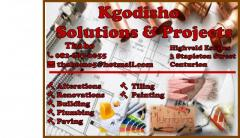 Kgodisho Solutions & Projects
