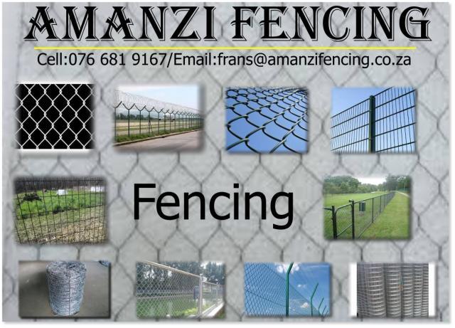 Amanzi Fencing