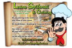 Leana Spitbraai & Catering