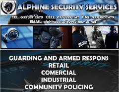 Alphine Security Services