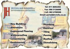 JH Civil & Waterproofing