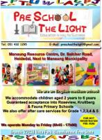 Pre School The Light