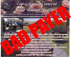 Top Africa Funeral and Burial Society
