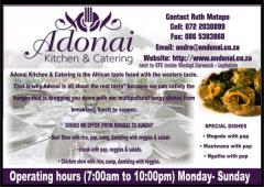 ANDONAI KITCHEN & CATERING
