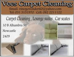 Vees Carpet Cleaning