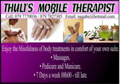 Thulis Mobile Therapist