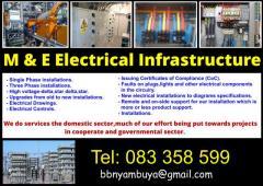 M & E Elecrtical Infrastructure