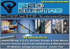Pro-Electro (PTY) LTD