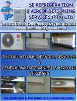 SE REFRIGERATION & AIRCONDITIONING SERVICES (PTY) LTD
