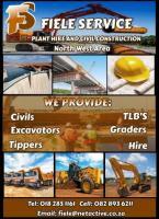 Fiele Service Plant Hire and Civil Construction