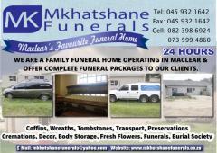 Mkhatshane Funeral Services (Pty) Ltd