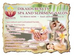 Dikaios Beauty, Spa & Slimming Salon