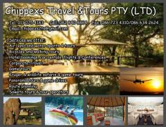 Chippexs Travel & tours PTY (LTD)