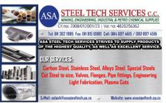 ASA Steel Tech Srvices CC