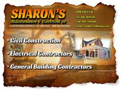 Sharon's Maintenance & Electrical cc