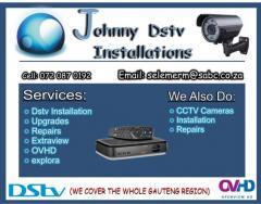 Johnny Dstv Installations
