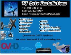 TJ DSTV Installations