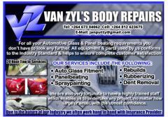 Van Zyl's Body Repairs
