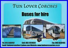 Fun Lover Coaches