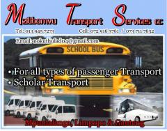 Mzilibomvu Transport Services cc