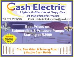 Cash Electric