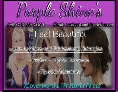 Purple Shine's