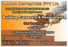 Gladden Contractors (Pty) Ltd
