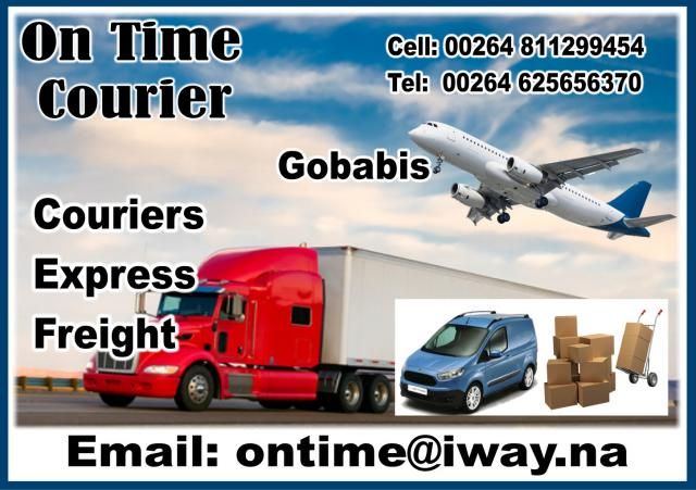 On Time Courier