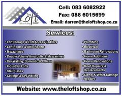 The Loft Urbing Living Shop