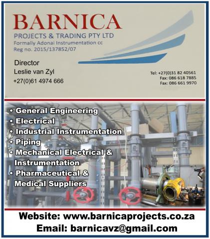 Barnica Projects & Trading Pty Ltd