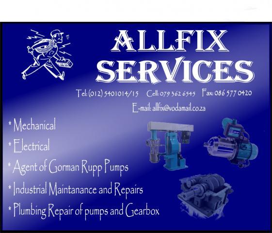 Allfix Services
