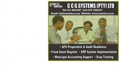 CCG SYSTEM (PTY)LTD