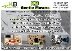 KB Gentle Movers