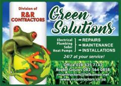 R&R CONTRACTORS - GREEN SOLUTIONS