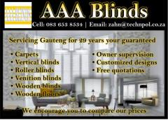 AAA Blinds