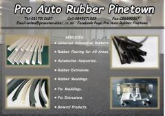 Pro Auto Rubber Pinetown