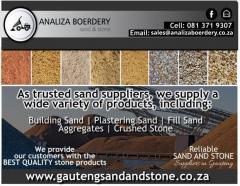 Analiza Sand and Stone