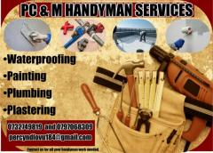 PC & M Handyman Services