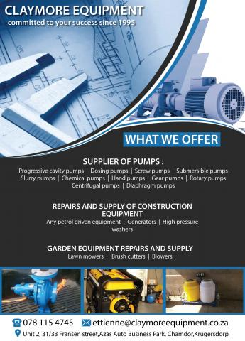 Claymore Equipment and Engineering