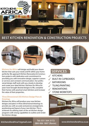 Kitchens for Africa