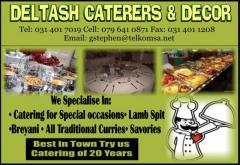 Deltash Caterers & Decor